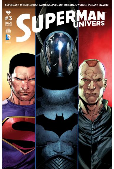Superman univers 3 urban comics