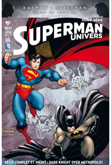 Superman univers hors serie 1 urban comics