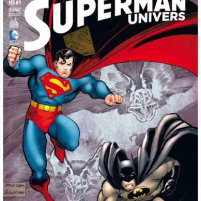 SUPERMAN UNIVERS Hors Série 1 - Urban Comics