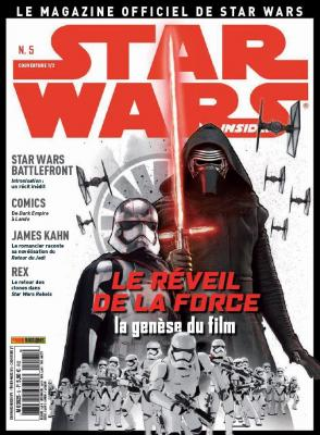 STAR WARS INSIDER 5 Couverture 1/2