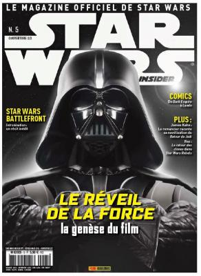 STAR WARS INSIDER 5 Couverture 2/2