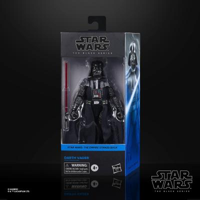 STAR WARS - THE BLACK SERIES E5 DARTH VADER 6