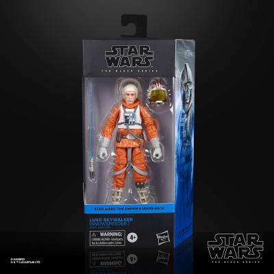STAR WARS - THE BLACK SERIES - E5 SNOWSPEEDER LUKE 6