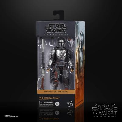 STAR WARS - THE BLACK SERIES - The Mandalorian (Beskar)