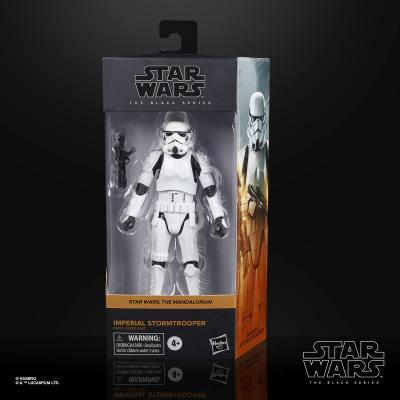 STAR WARS - THE BLACK SERIES - STORMTROOPER 6