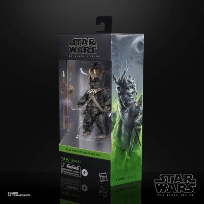 STAR WARS - THE BLACK SERIES - TEEBO
