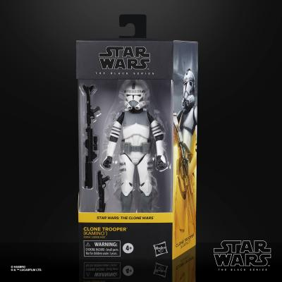 STAR WARS - THE BLACK SERIES - CW CLONE KAMINO 6