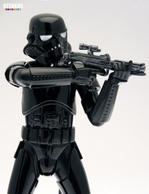 STAR WARS Shadow Trooper Elite collection 1/10 Attakus 19cm