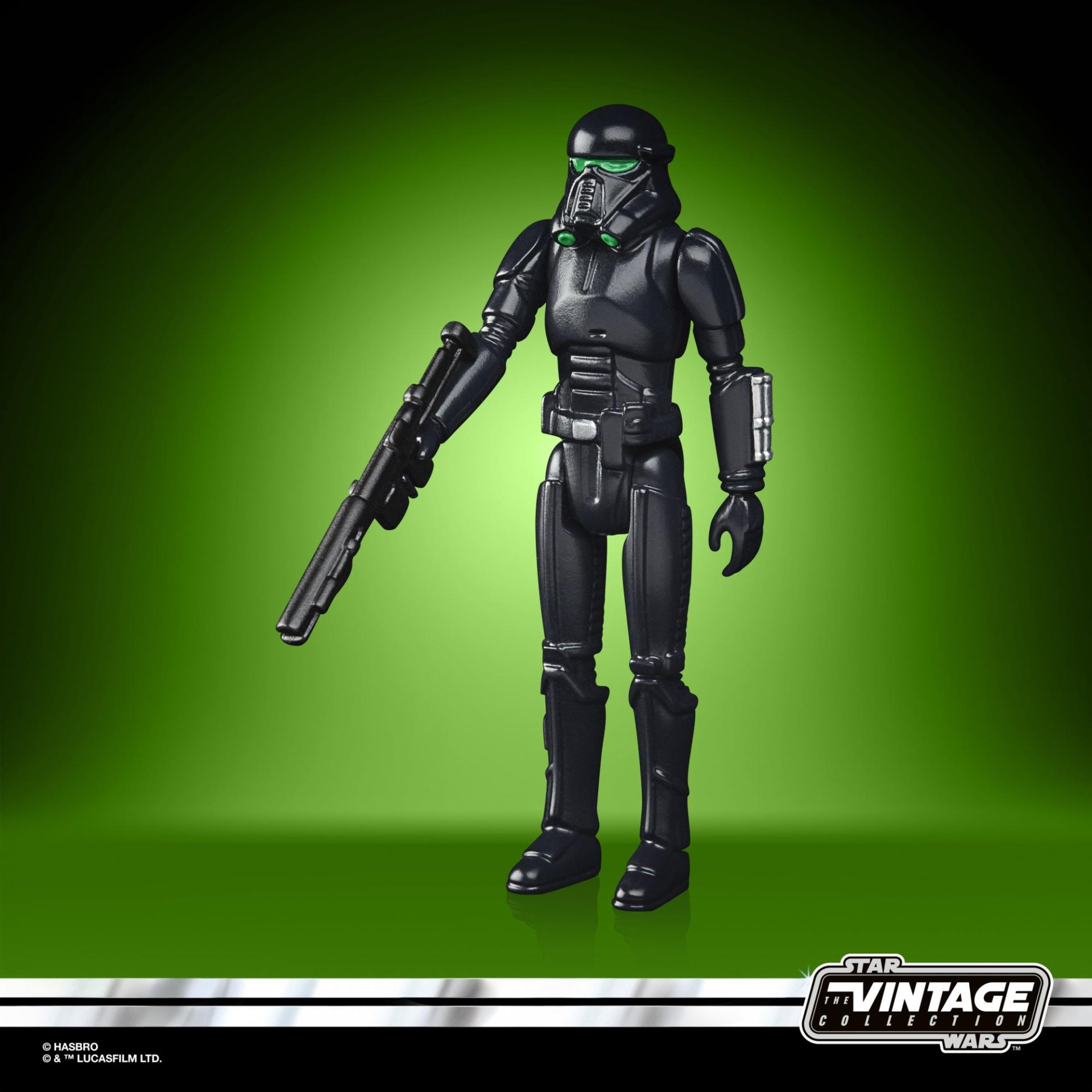 Tar wars the retro collection the mandalorian imperial death trooper2