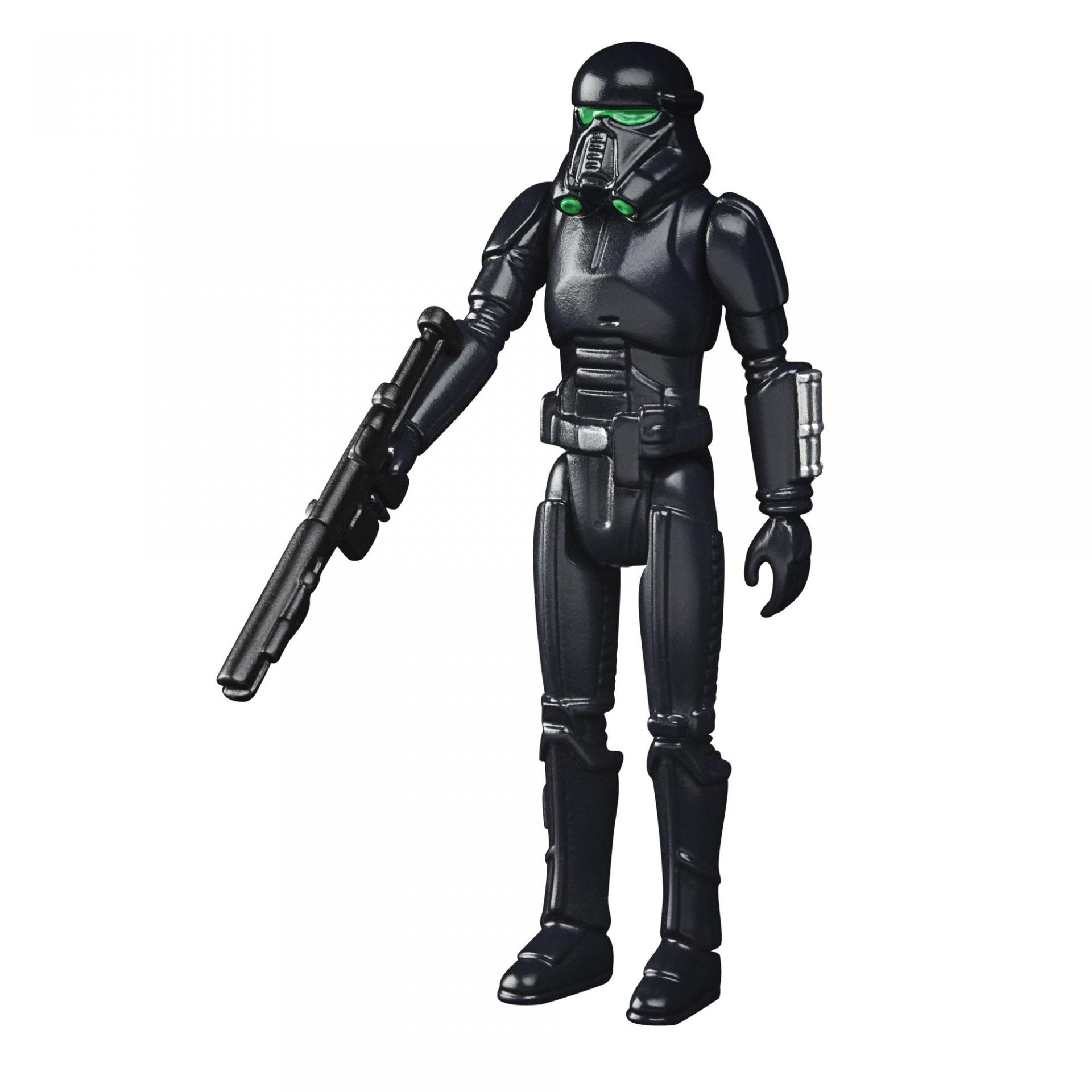 Tar wars the retro collection the mandalorian imperial death trooper4