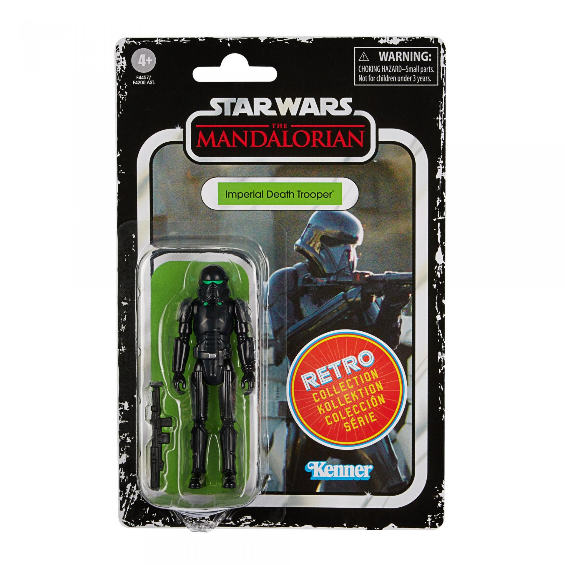Tar wars the retro collection the mandalorian imperial death trooper5