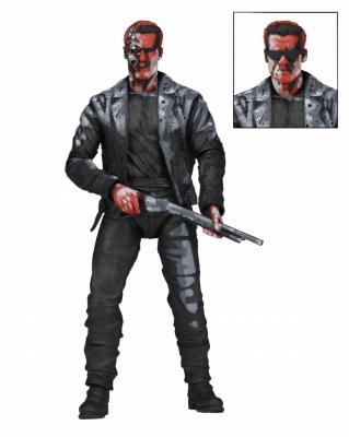 Terminator 2 - NECA - Judgment Day T-800 Video Game Appearance Action Figure 18cm