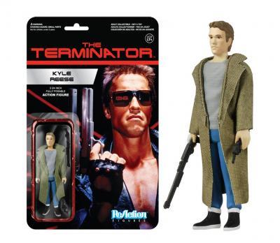 Terminator Funko - ReAction Series - Kyle Reese 9cm - Kenner Retro