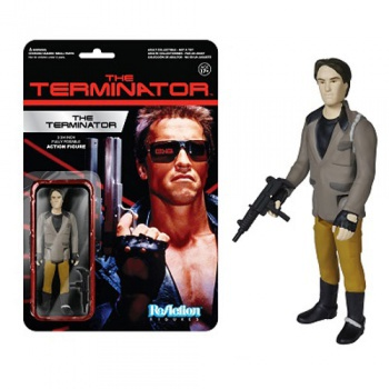 Terminator funko reaction series terminator 9cm kenner retro