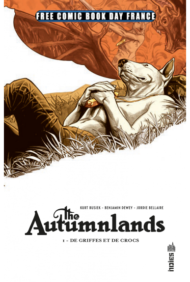 The autumnlands free comic book day france 2016