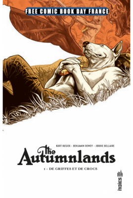 THE AUTUMNLANDS - FREE COMIC BOOK DAY FRANCE 2016