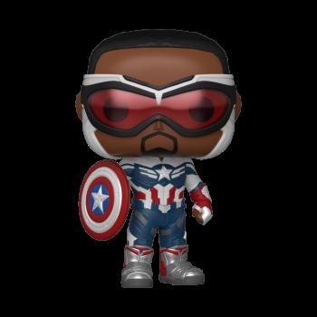 The Falcon & Winter Soldier - Funko POP - Captain America 10cm