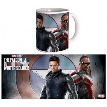 The Falcon & Winter Soldier - Mug - Shield