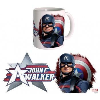 The Falcon & Winter Soldier - Mug - Walker