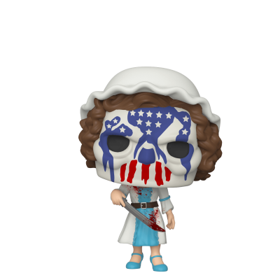 THE PURGE - Funko POP TV - Betsy Ross (Election Year) Vinyl Figure 10cm
