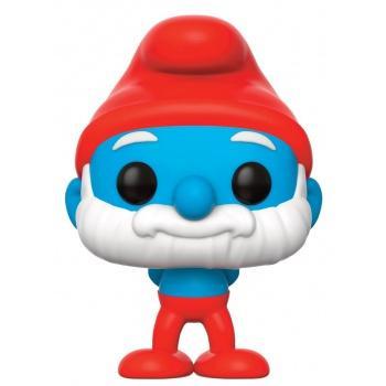 LES SHTROUMPFS - Funko POP Animation - Papa Smurf 10cm