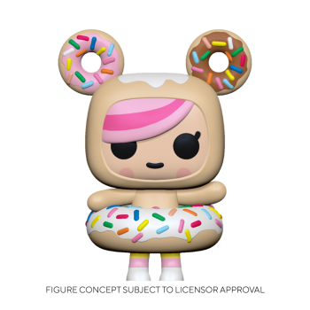 TOKIDOKI - FUNKO POP Animation - Donutella 10cm