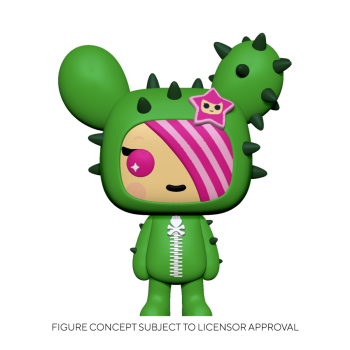 TOKIDOKI - FUNKO POP Animation - SANDy 10cm