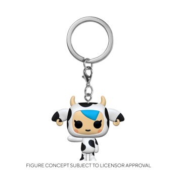 Tokidoki funko pop keychain mozzarella 10cm