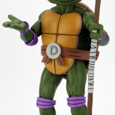 Tortue Ninja (TMNT) Cartoon - NECA - Giant-Size Donatello