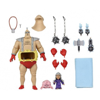 """TMNT - Cartoon - NECA - Ultimate Krang's Android Body- 7"""" Scale Action Figure"""