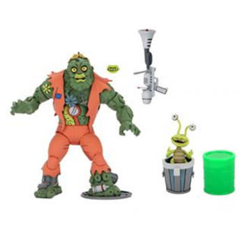 Tortue ninja tmnt cartoon neca ultimate muckman
