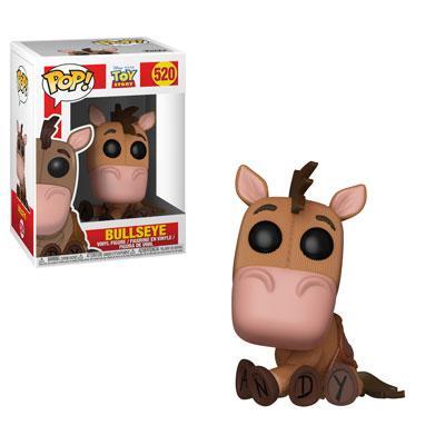 Toy story funko pop disney bullseye 10cm
