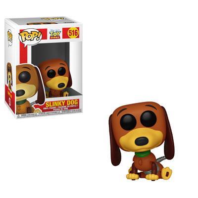 Toy story funko pop disney slinky dog 10cm