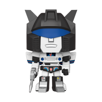 TRANSFORMERS - Funko POP - Jazz Vinyl Figure 10cm