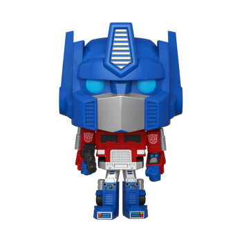 TRANSFORMERS - Funko POP - Optimus Prime Vinyl Figure 10cm