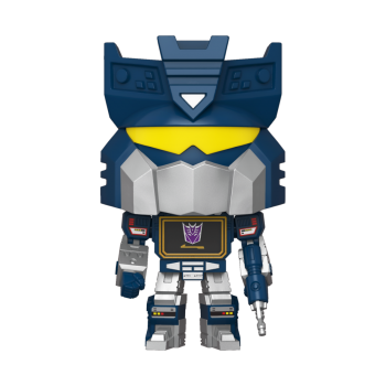 TRANSFORMERS - Funko POP - Soundwave Vinyl Figure 10cm