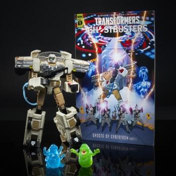 Transformers hasbro generations ectotron ecto 1