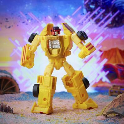 Transformers hasbro generations legacy deluxe decepticon dragstrip