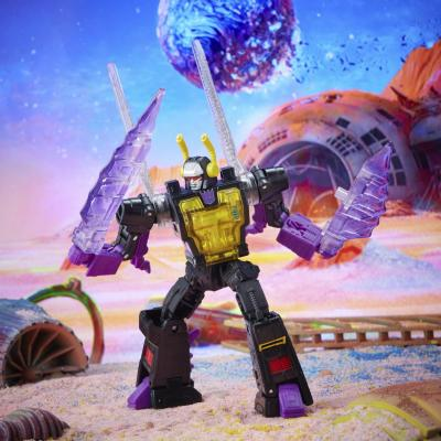 Transformers hasbro generations legacy deluxe kickback