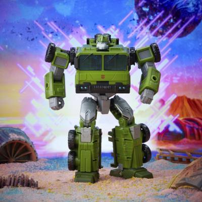 Transformers hasbro generations legacy voyager prime universe bulkhead