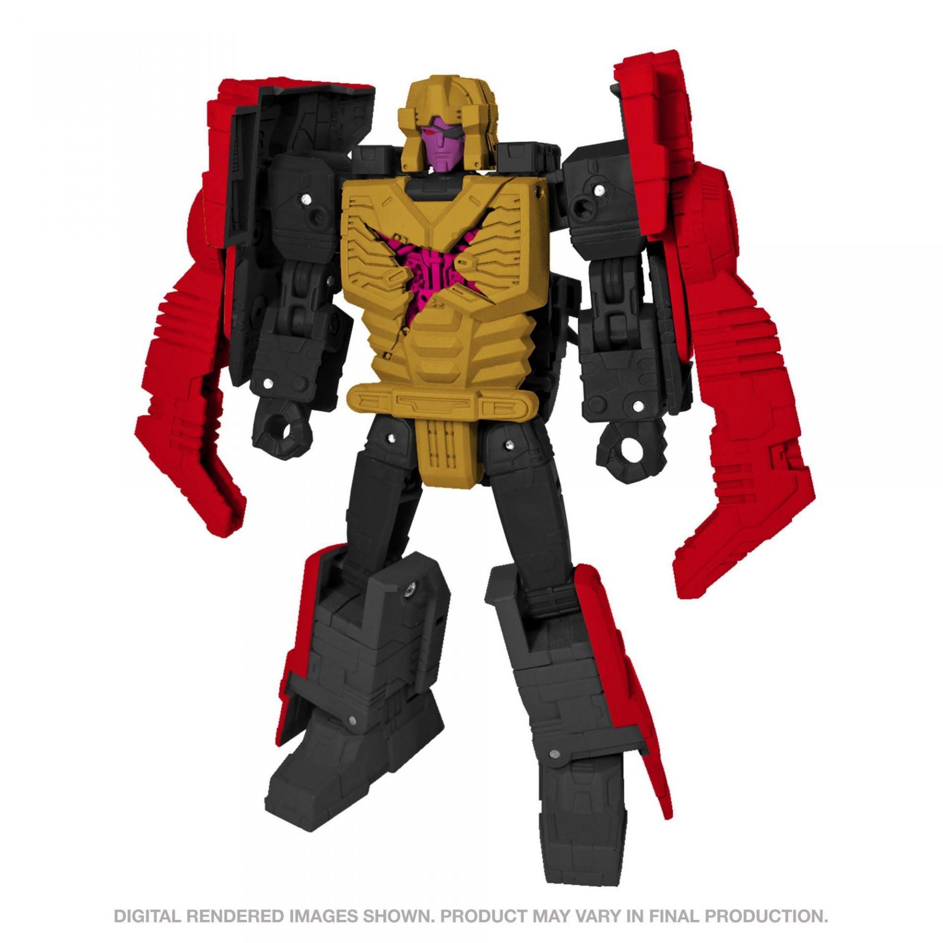 Transformers hasbro generations selects titan black zarak2