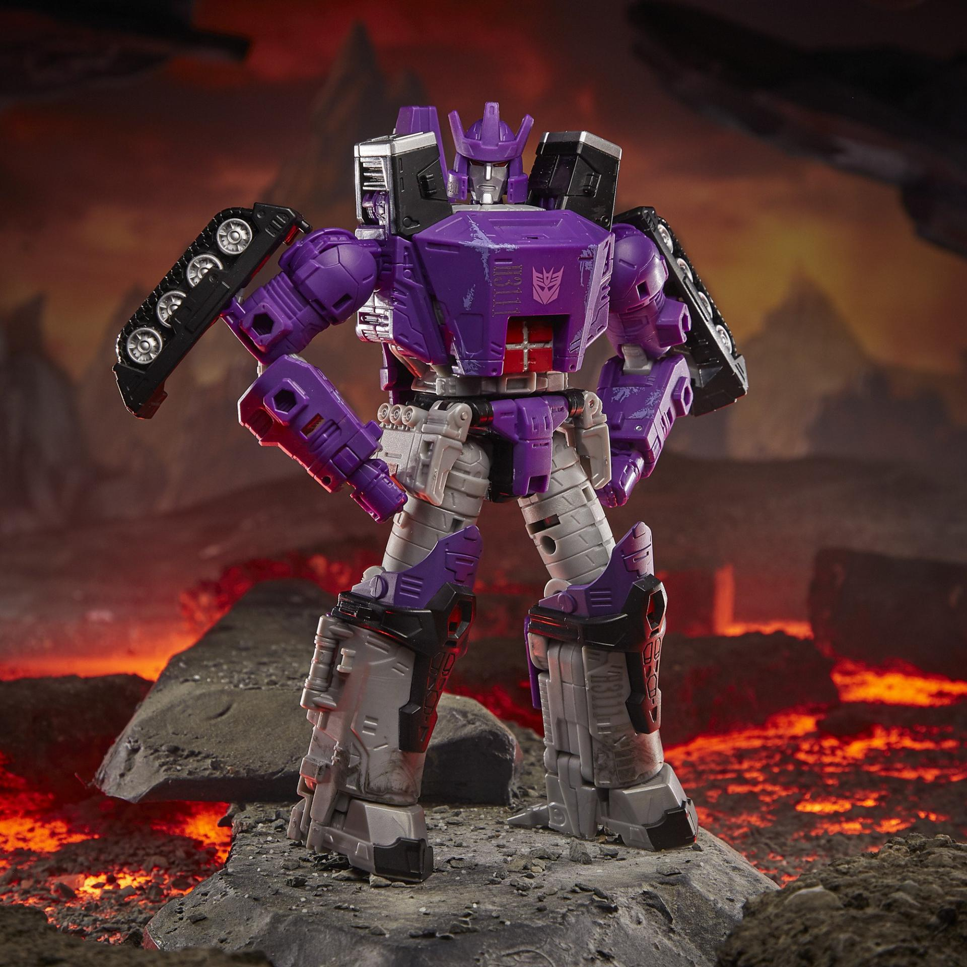 Transformers hasbro generations war for cybertron kingdom leader wfc k28 galvatron5