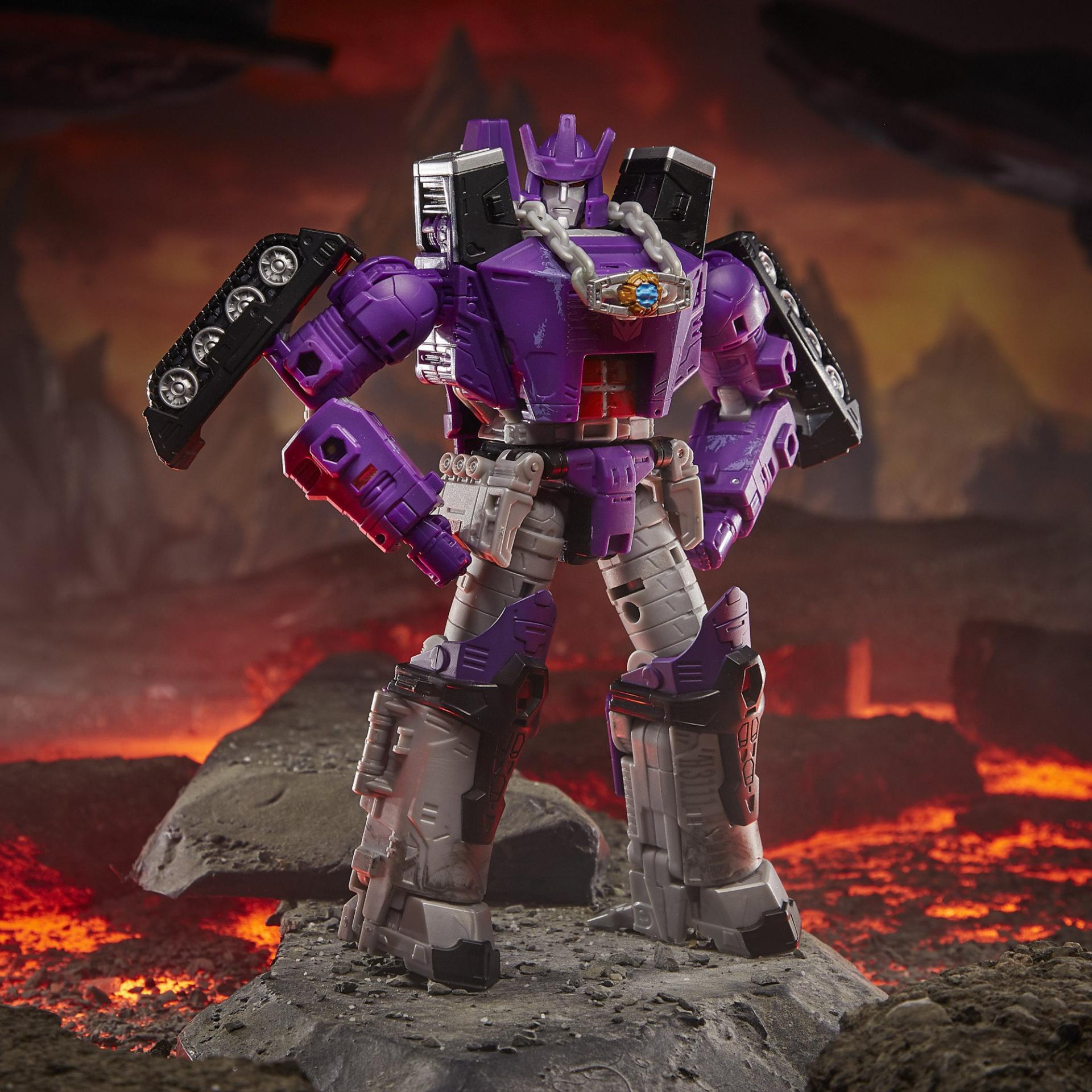 Transformers hasbro generations war for cybertron kingdom leader wfc k28 galvatron6