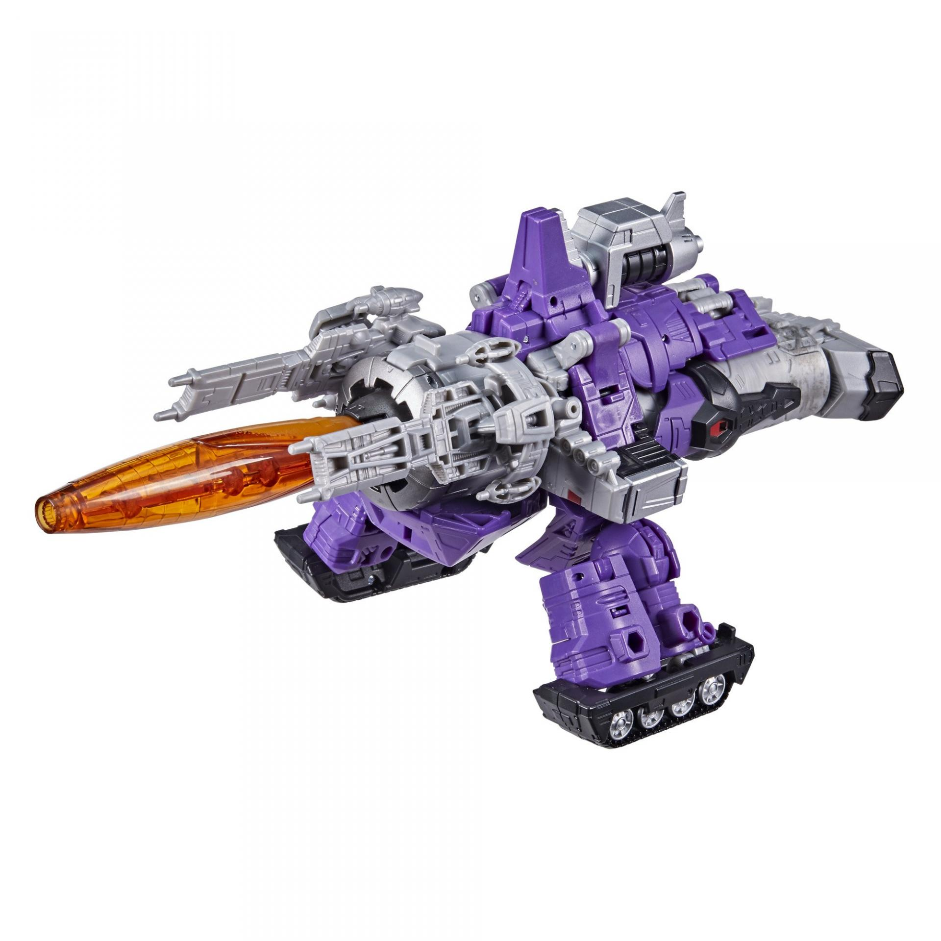Transformers hasbro generations war for cybertron kingdom leader wfc k28 galvatron9