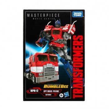 Transformers hasbro movie masterpiece series mpm 12 optimus prime