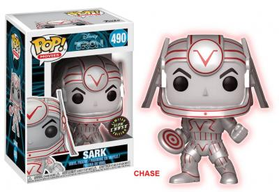 TRON - Funko POP Movies - Sark Vinyl Figure 10cm Chase