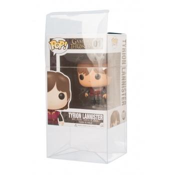 Ultimate guard protections semi rigid figurines display box bulk pack