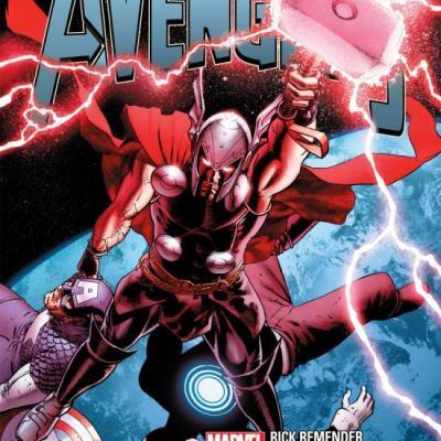 Marvel Now Uncanny Avengers n°4B