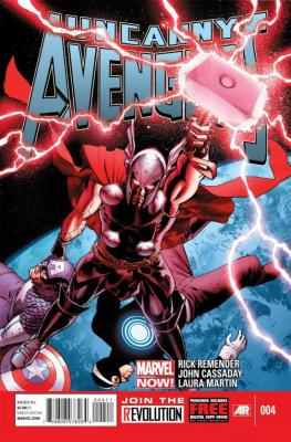 Marvel Now Uncanny Avengers n°4B
