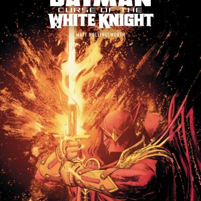 URBAN COMICS - FCBD 2020 - Batman Curse of the White Knight